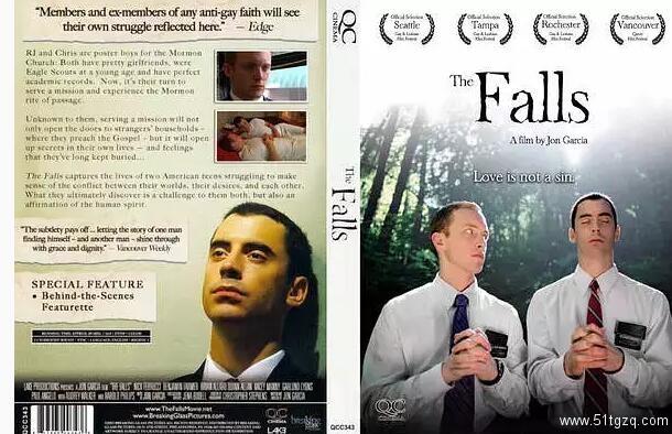 欧美同性电影坠落系列3部更新: 坠落:爱非原罪;坠落:爱的誓约 ;坠落:恩典之约。
