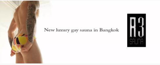 泰国警方突击著名男同桑拿,母角马正颠鸾倒凤!